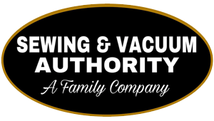 Sewing and Vacuum Authority Logo